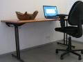 Praktijkruimte bureau optie